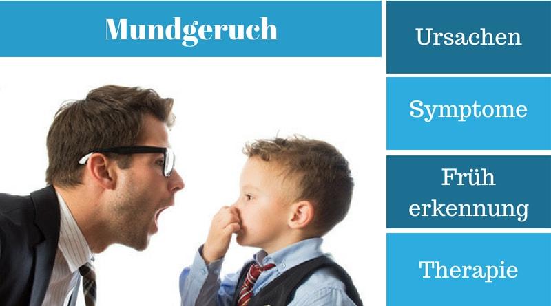 Mundgeruch - Ursachen, Symptome, Früherkennung und Therapie