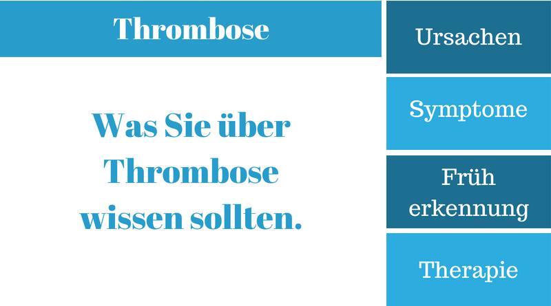 Thrombose
