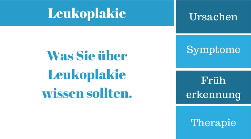 Leukoplakie