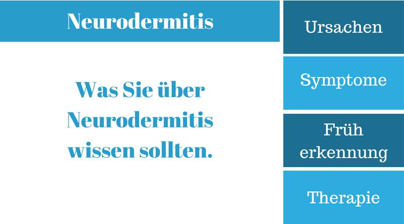 Neurodermitis – Ursachen, Symptome, Früherkennung und Therapie