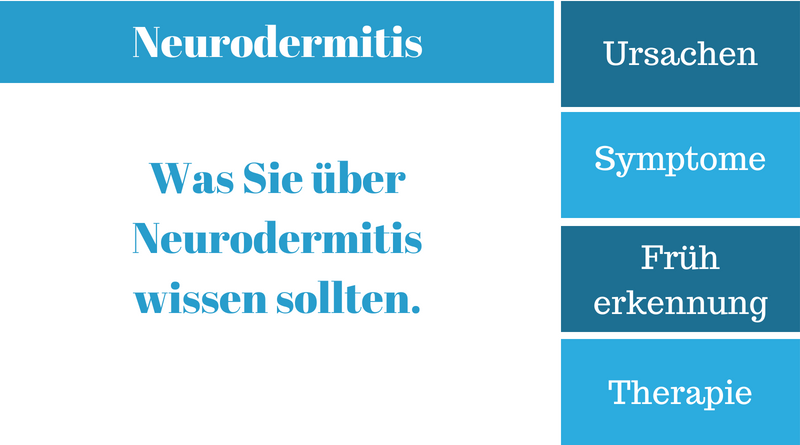 Neurodermitis Ursachen & Symthome