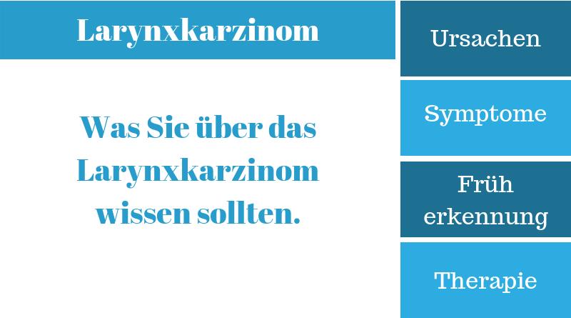 Larynxkarzinom